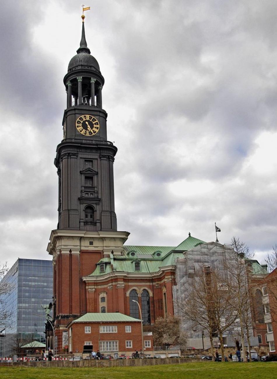 Kościół Św. Michała w Hamburgu