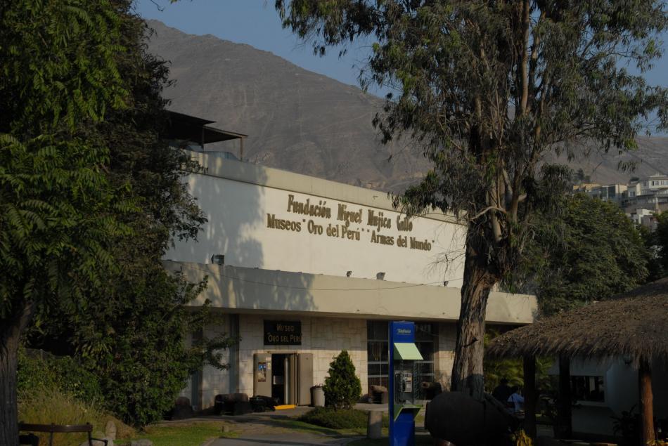 Museo de Oro del Peru
