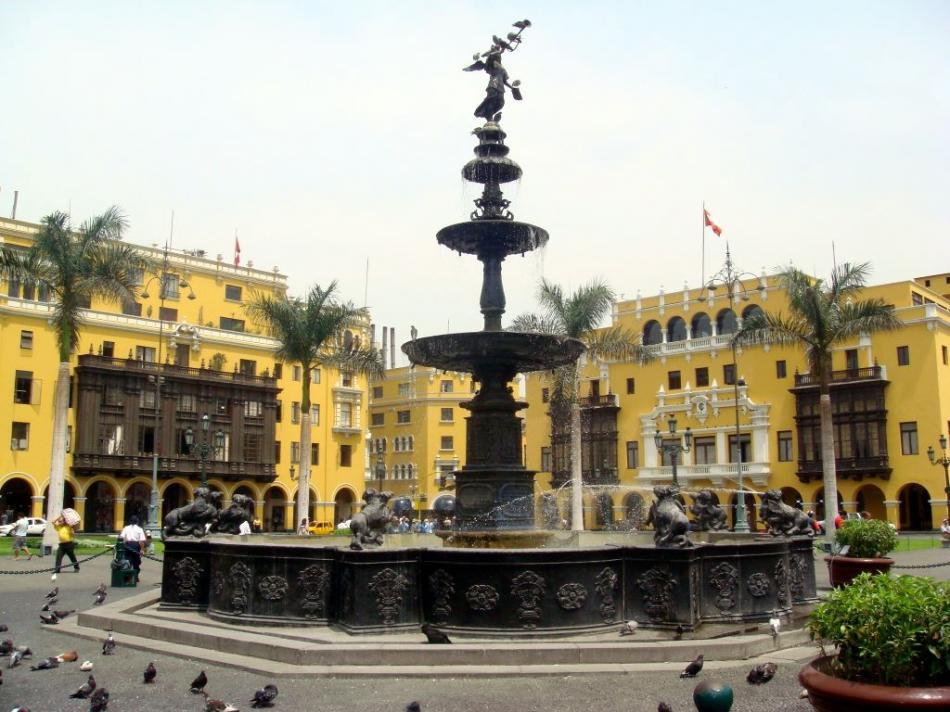 Plaza de Arms