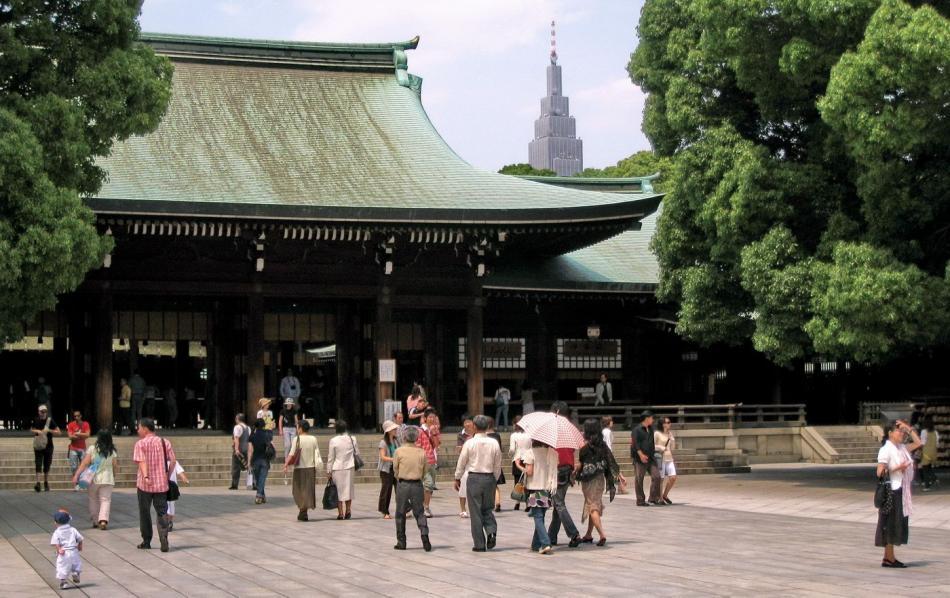 Sanktuarium Meiji