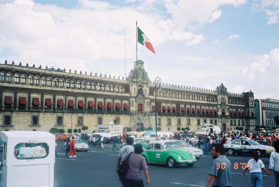 Pałac Prezydencki w Meksyku