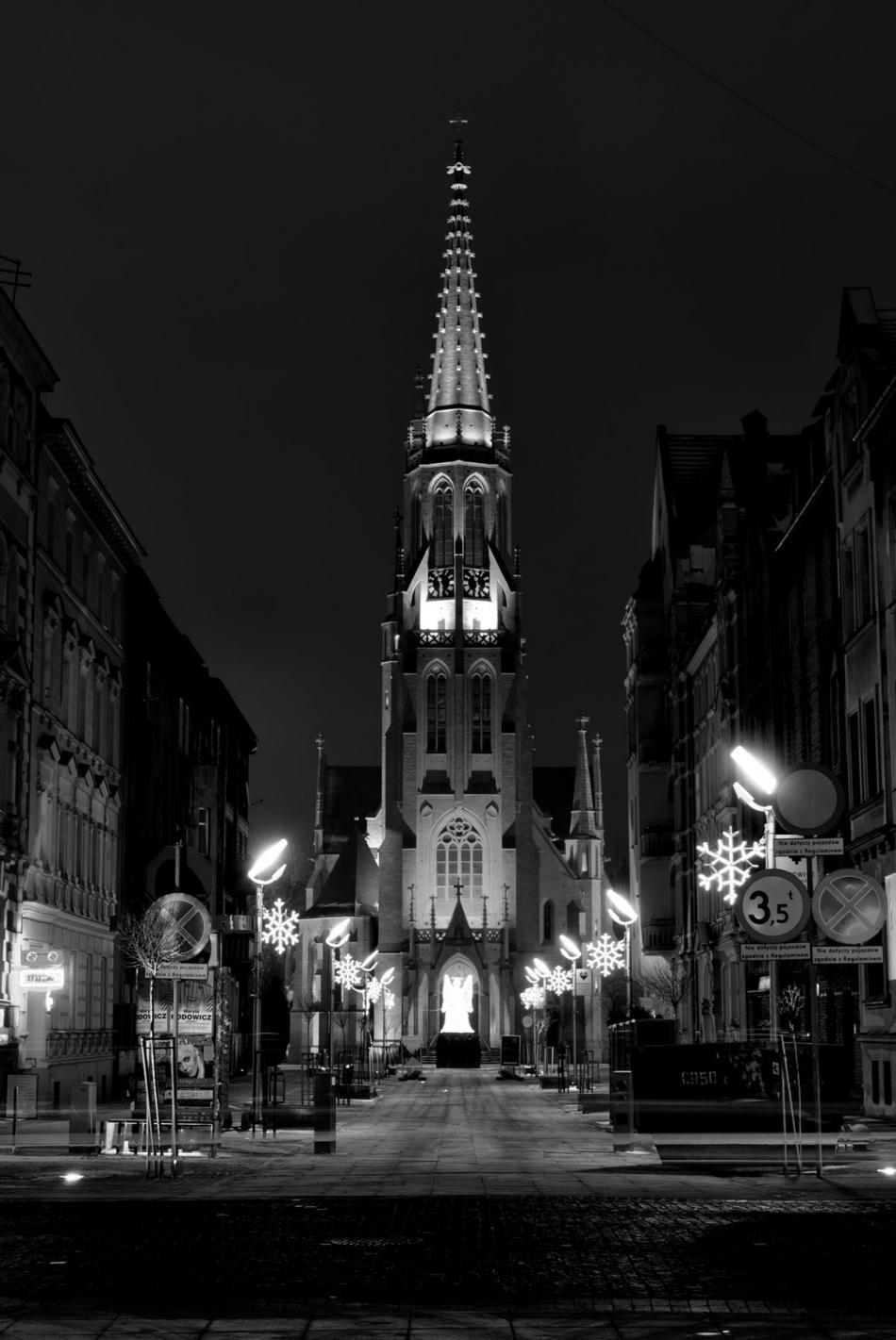 Kościół Niepokalanego Poczęcia NMP w Katowicach