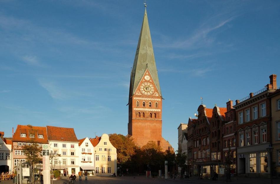 Kościół św. Jana w Hamburgu