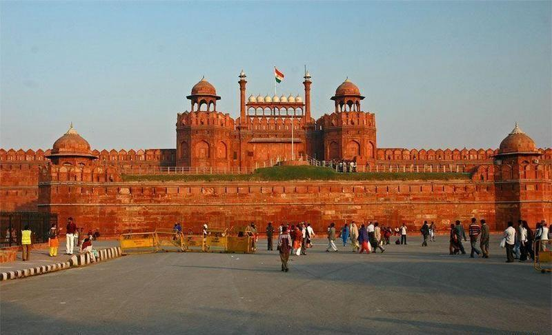 Delhi - Red Fort