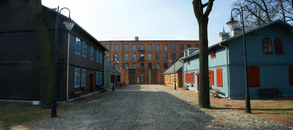 Skansen Łódzkiej Architektury Drewnianej