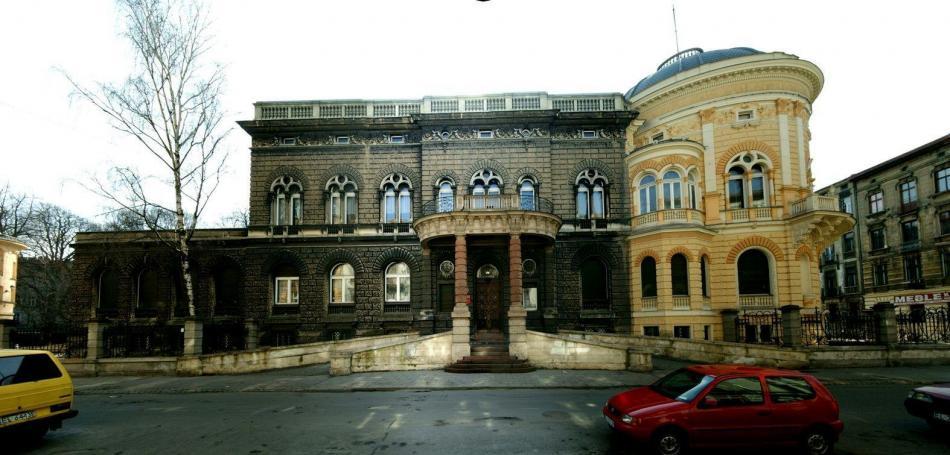 Pałace Poznańskich