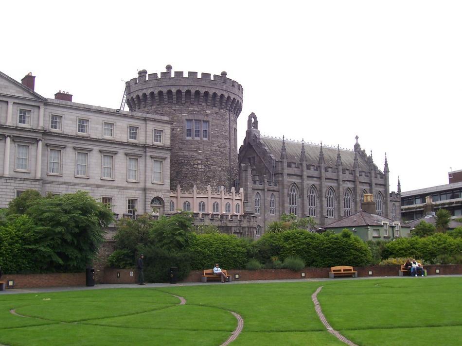 Dublin - Dubliński Zamek