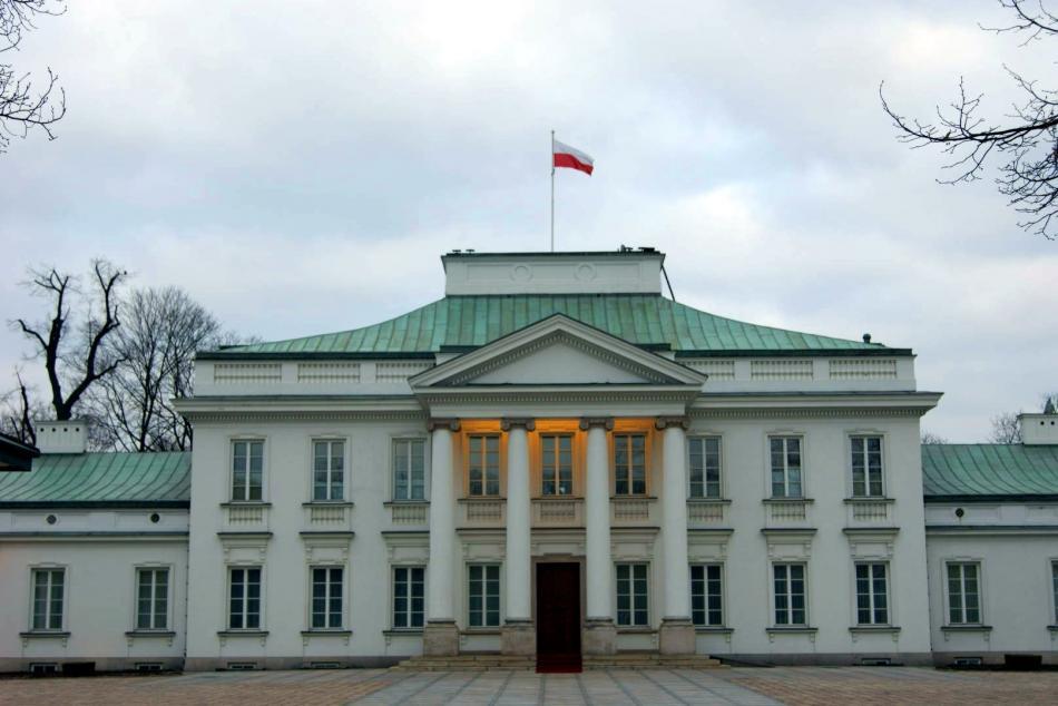 Belweder w Warszawie