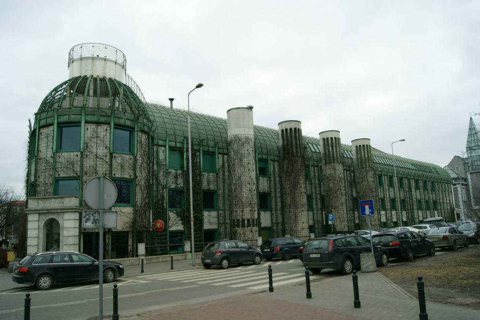 Biblioteka Uniwersytetu Warszawskiego