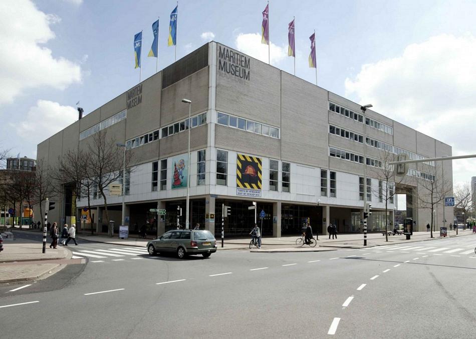 Rotterdam - Muzeum Morskie