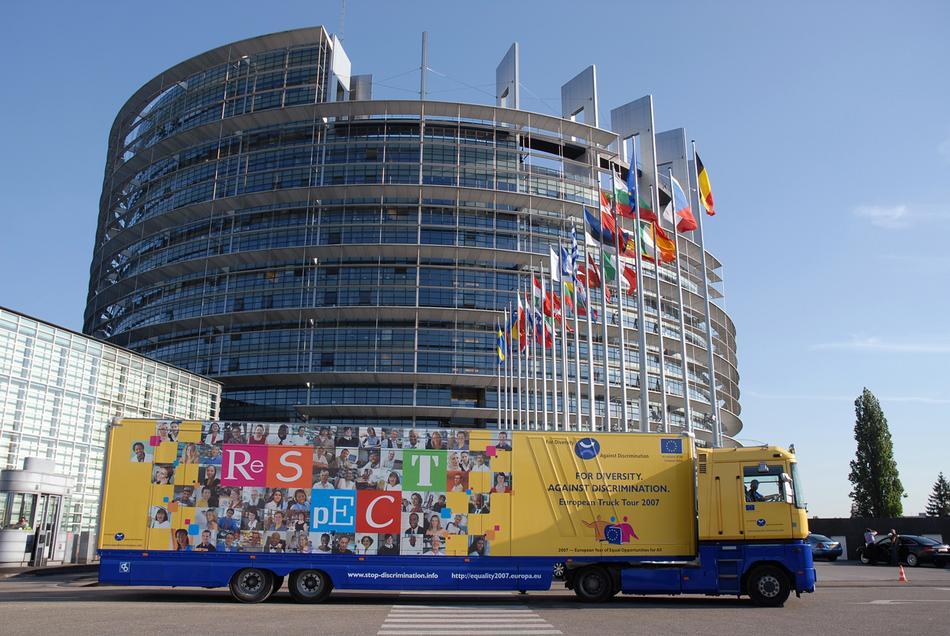 Strasburg - Parlament Europejski