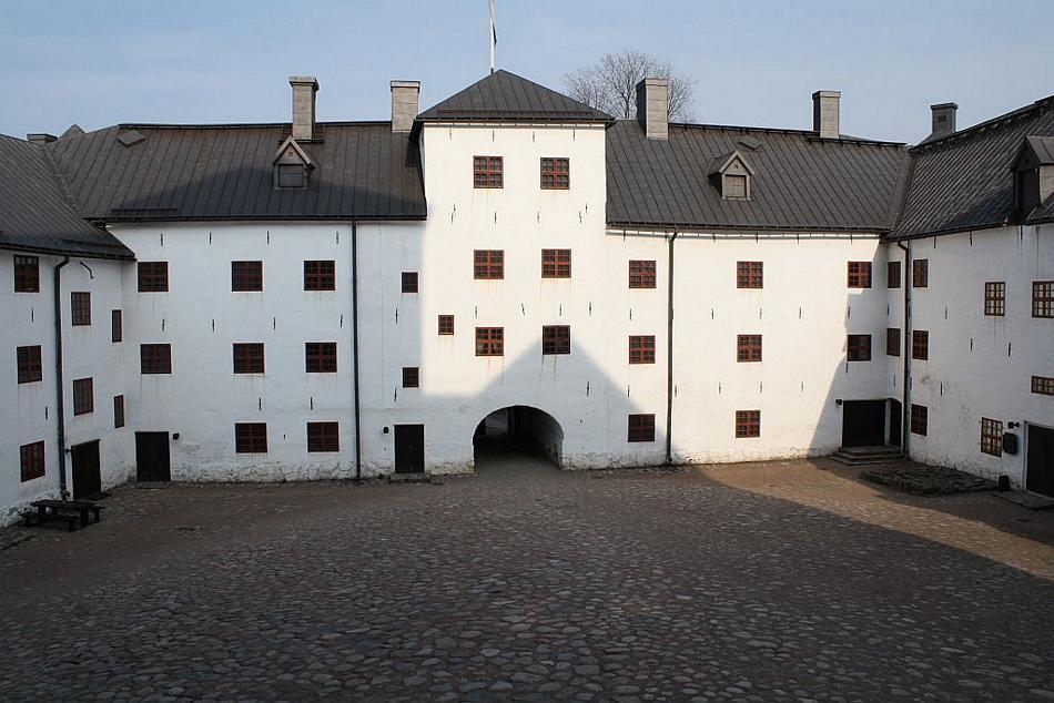 Turku - Zamek Turunlinna