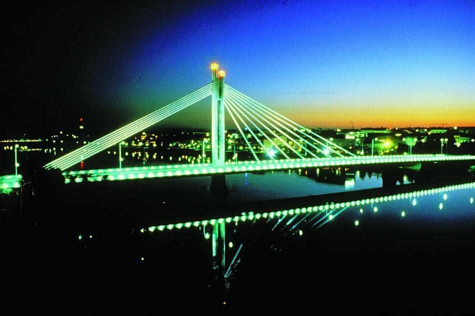 Rovaniemi - Most