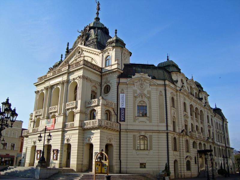 Koszyce - Teatr