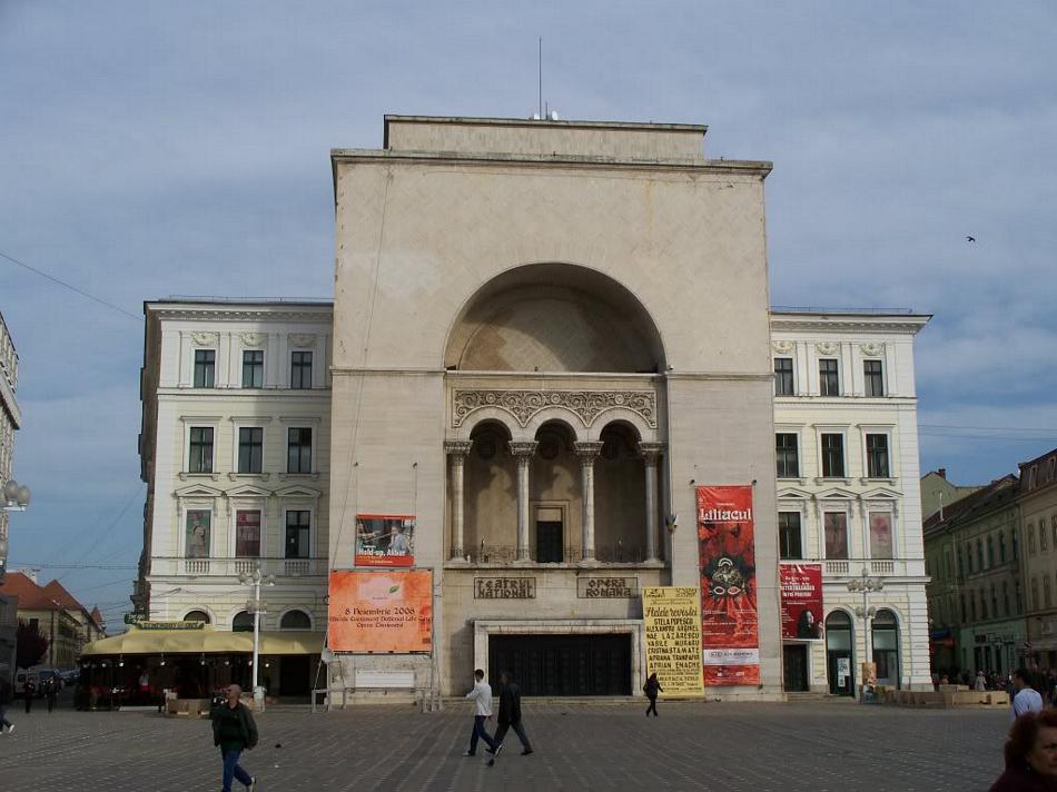 Timisoara - Opera