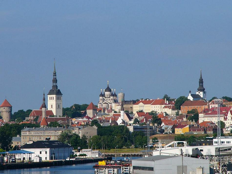 Tallin - Starówka