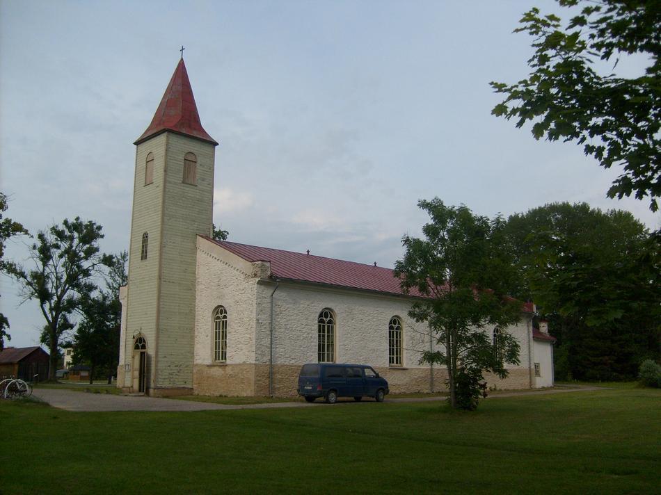 Kardla - Kościół