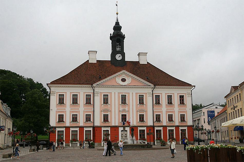 Tartu - Ratusz