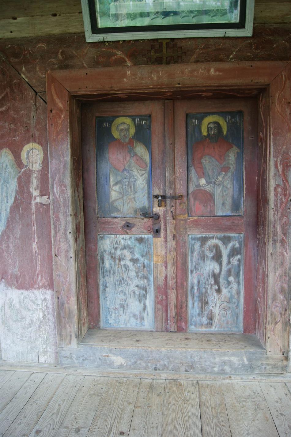 Cerkwie w Maramureszu