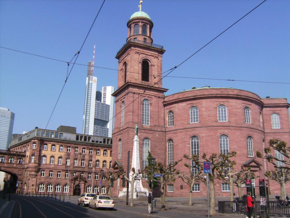 Kościół św. Pawła we Frankfurcie