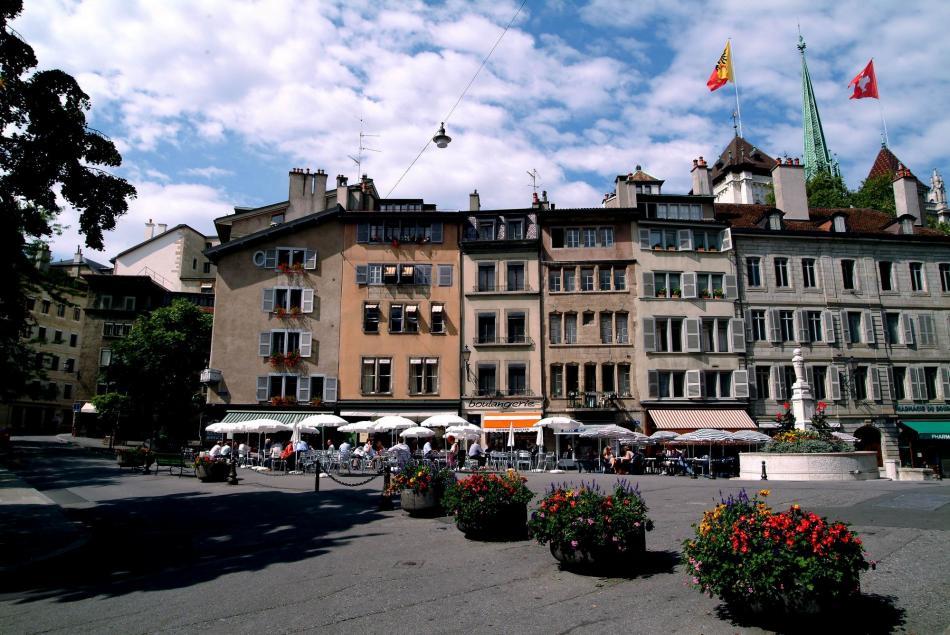 Place du Bourg de Four