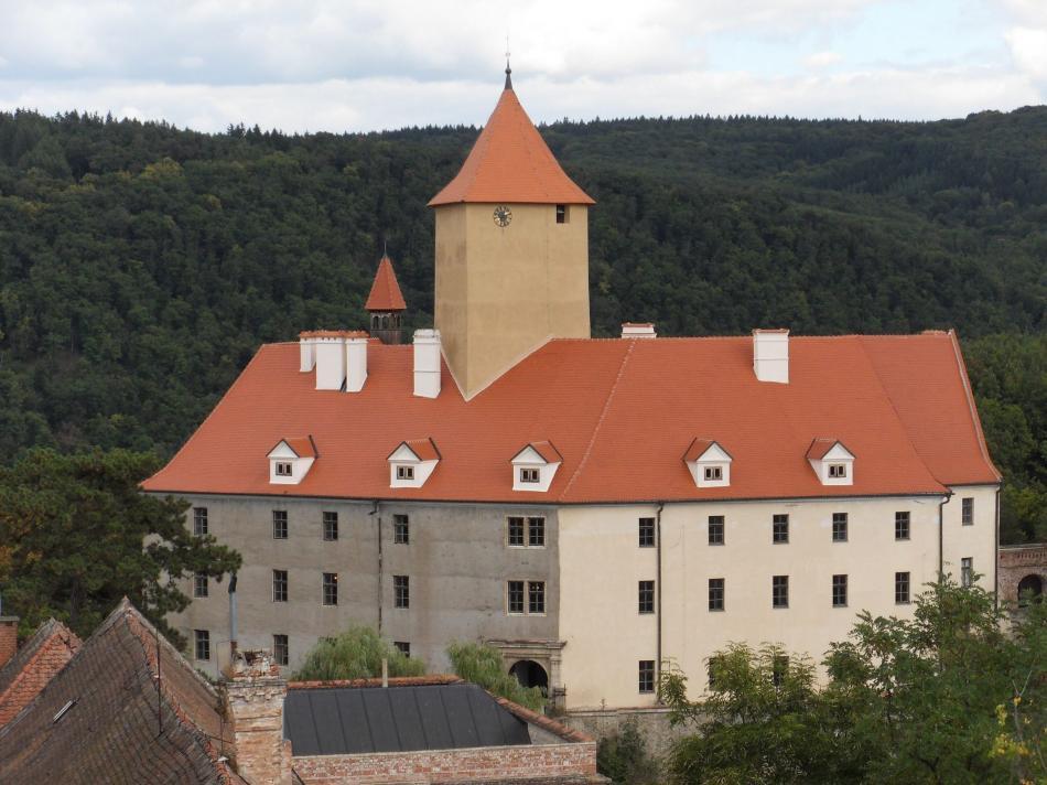 Zamek Veveri