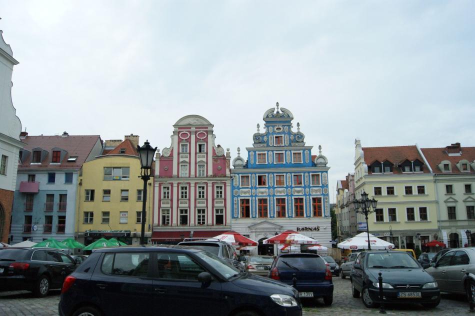 Starówka w Szczecinie