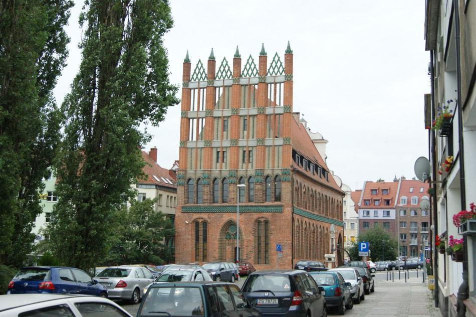 Kościół św. Piotra i św. Pawła w Szczecinie