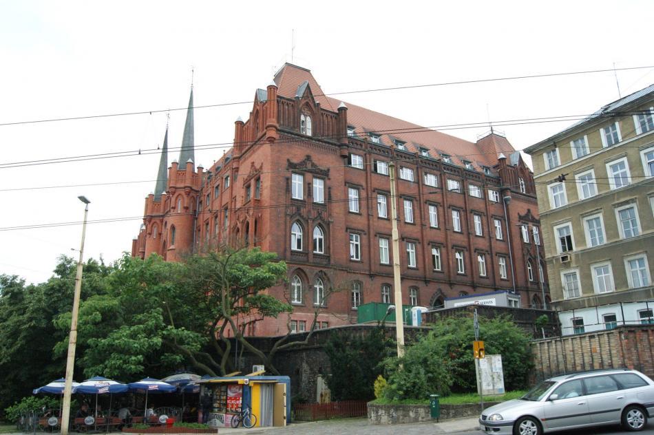Ratusz w Szczecinie