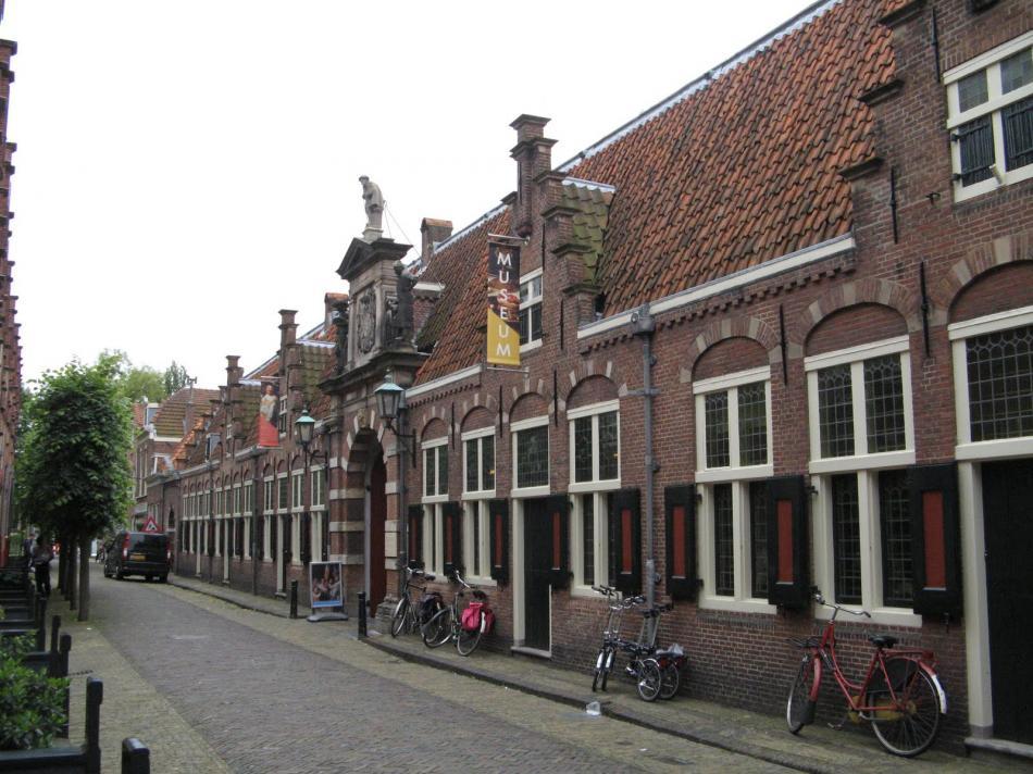 Haarlem - Haarlem Frans Hals Museum