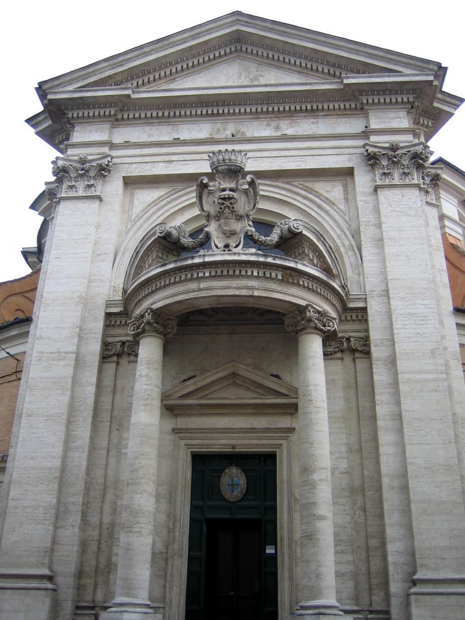 Kościół Świętego Andrzeja na Kwirynale