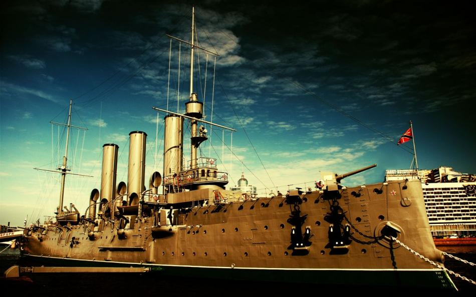 Krążownik Aurora