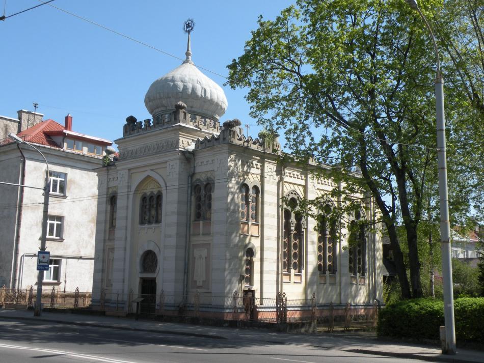 Kienesa w Wilnie