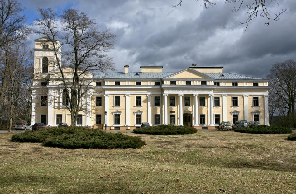 Pałac w Werkach