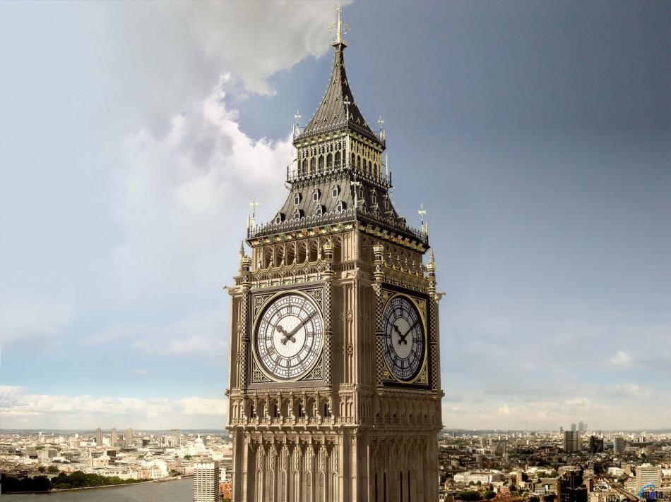 Londyn Big Ben Zdjęcia