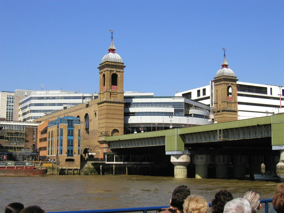 Cannon Street Railway Bridge