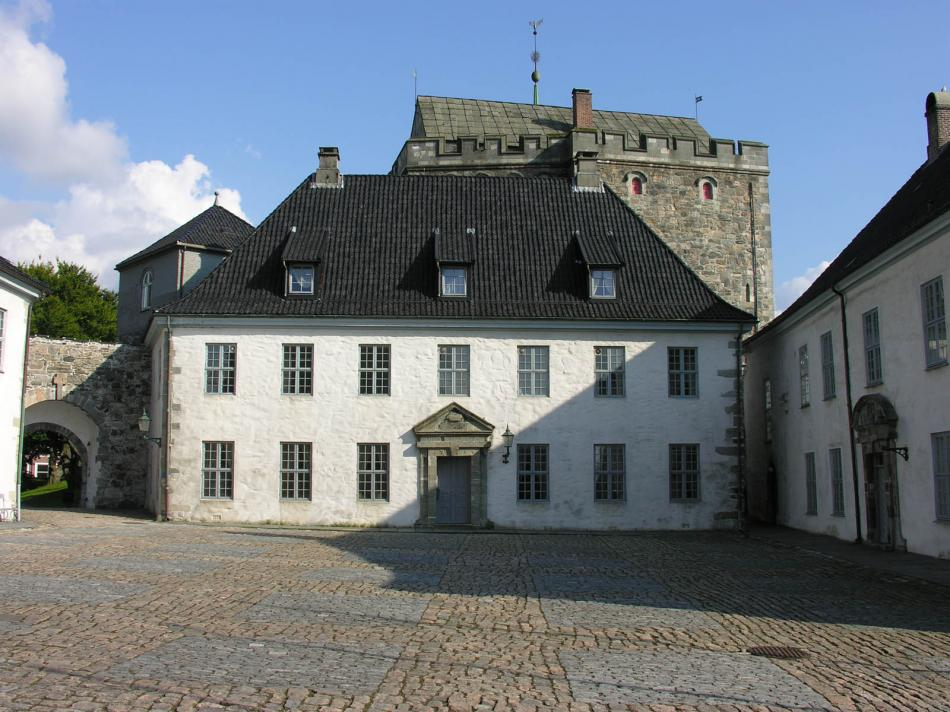 Zamek Bergenhus