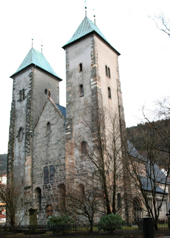 Kościół Mariacki w Bergen