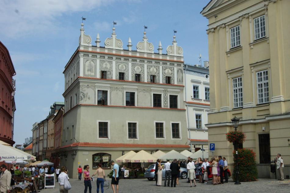 Starówka w Lublinie