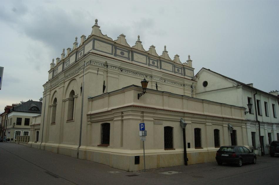 Synagoga na Starym Mieście w Zamościu