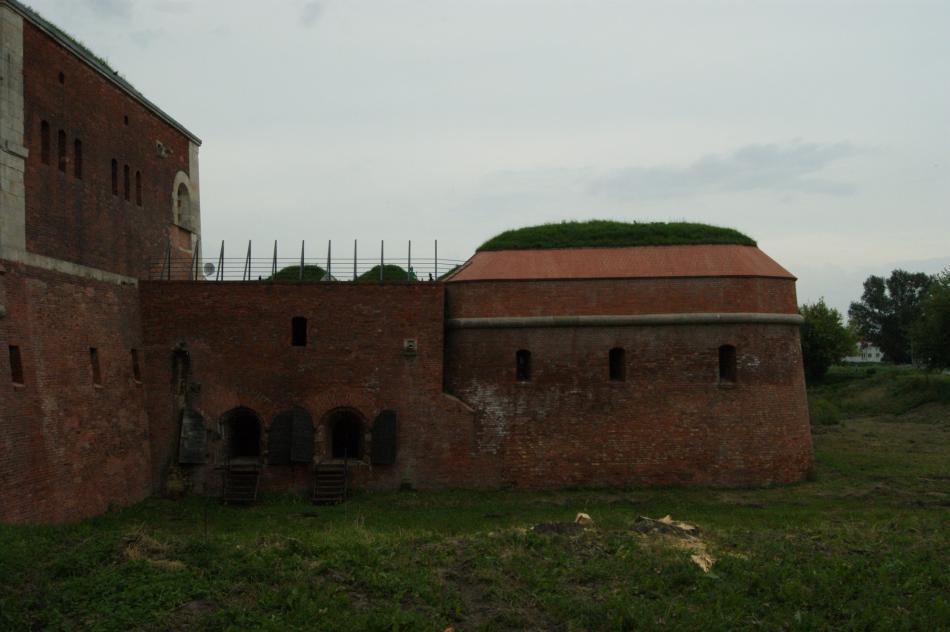 Bastion w Zamościu