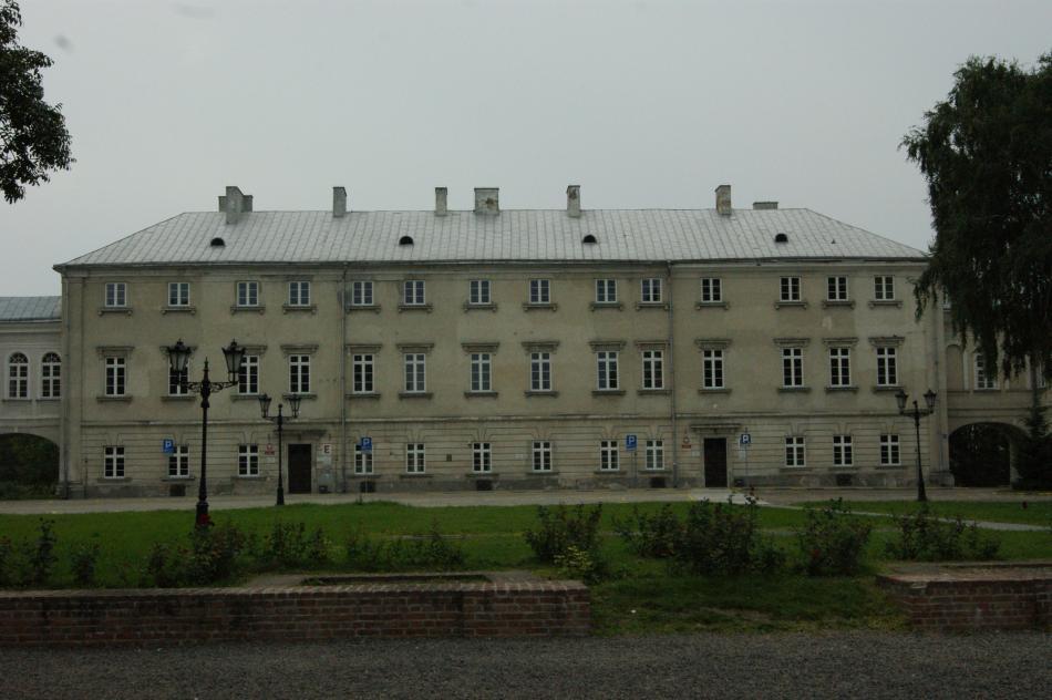 Pałac Zamoyskich na Starym Mieście