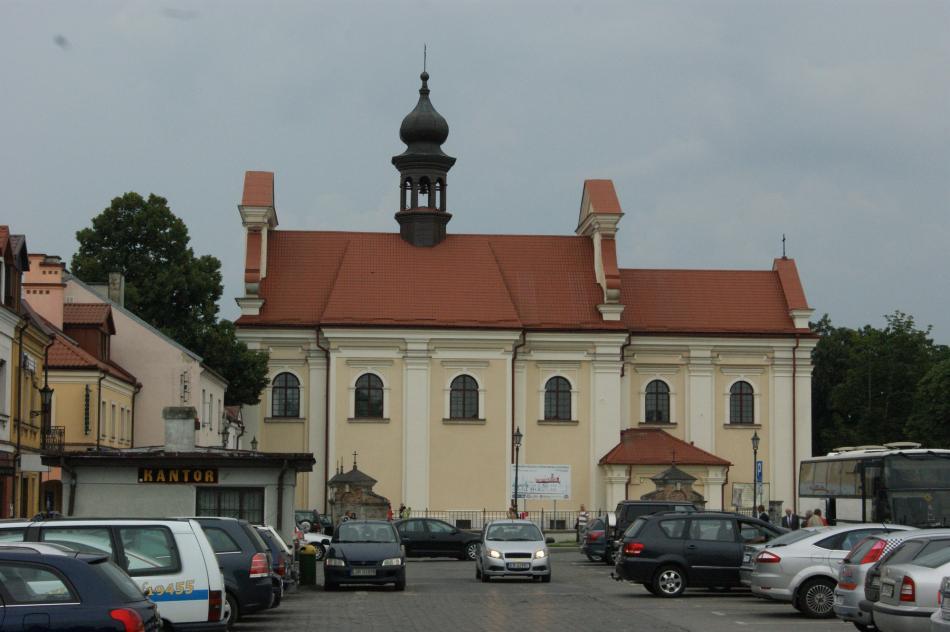 Kościół św. Katarzyny na Starym Mieście w Zamościu