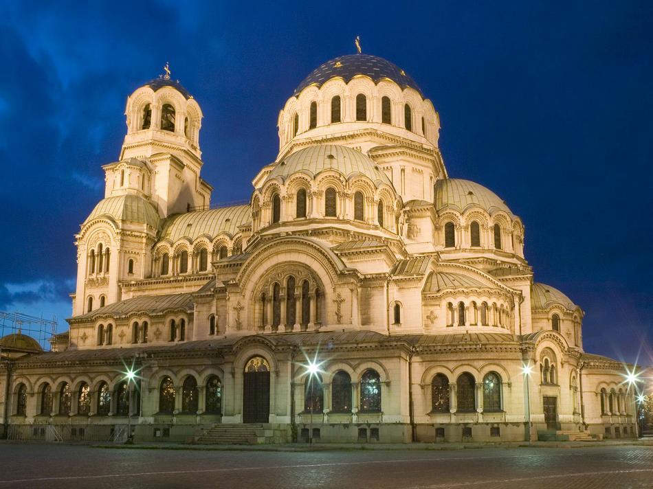 Sofia - Katedra Aleksandra Newskiego