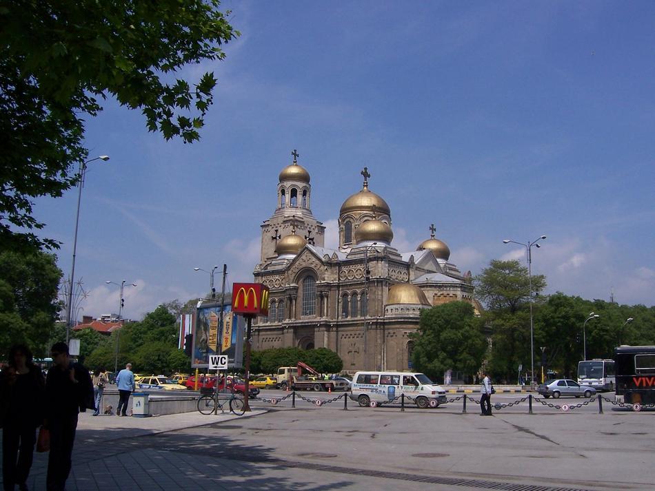 Warna - Kościół