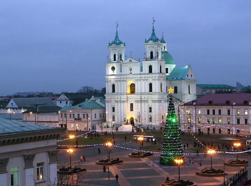 Grodno - Kościół Farny
